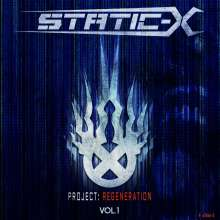 Static-X: Project: Regeneration Vol.1, LP