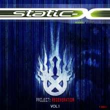 Static-X: Project Regeneration Vol. 1 (Colored Vinyl), LP