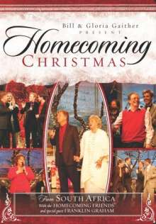 Bill & Gloria Gaither: Homecoming Christmas, DVD