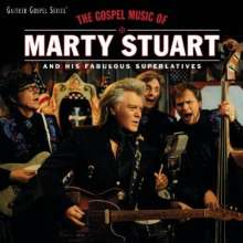 Marty Stuart: The Gospel Music Of Marty Stuart And His Fabulous Superlatives, CD