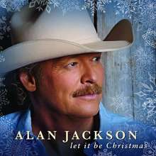 Alan Jackson: Let It Be Christmas, CD
