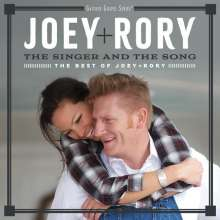 The Singer And The Song: The Best Of Joey + Rory (Vol. 1), CD