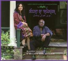 Mahsa Vahdat: Scent Of Reunion:Love.., CD