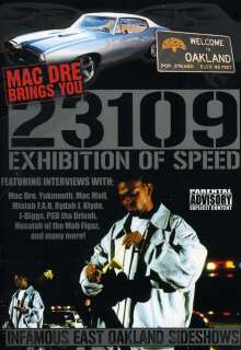 Mac Dre: 23109: Exhibition Of Speed (Explicit), DVD