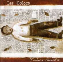Colocs Les: Dehors Novembre, CD