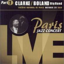 Kenny Clarke & Francy Boland: Paris Jazz Concert 1969 Part 1, CD