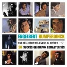Engelbert (Schlager) (geb. 1936): Collection Quebec, CD