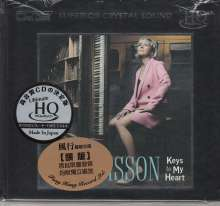 Anne Bisson (geb. 1967): Keys To My Heart (Ultimate HQCD) (Limited Numbered Edition), CD
