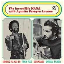 Naná Vasconcelos & Agustin Pereyra Lucena: The Incredible Nana, CD