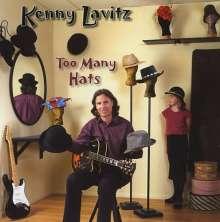Kenny Lavitz: Too Many Hats, CD