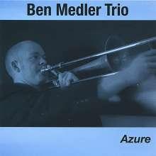 Ben Trio Medler: Azure, CD