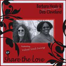 Healy/Cleveland: Share The Love, CD