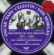 Oscar 'Papa' Celestin (1884-1954): Recorded In New Orleans 1925-1928, CD