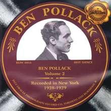 Ben Pollack: Recorded In New York 1928 - 1929 Vol. 2, CD
