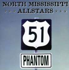 North Mississippi Allstars: 51 Phantom, CD