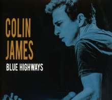 Colin James: Blue Highways, CD