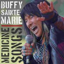 Buffy Sainte-Marie: Medicine Songs, CD