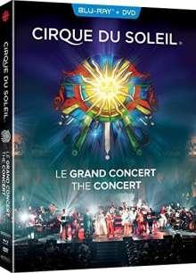Cirque Du Soleil: Le Grand Concert, DVD