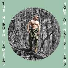 The Hidden Cameras: Home On Native Land, CD