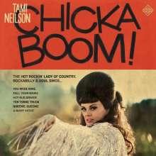 Tami Neilson: Chickaboom! (Limited Edition) (Buttercream Vinyl), LP