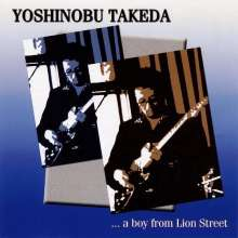 Yoshinobu Takeda: Boy From Lion Street, CD