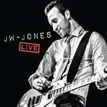 JW-Jones: Live, CD