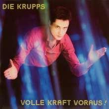 Die Krupps: Volle Kraft Voraus (Limited-Edition) (Pink Vinyl), LP