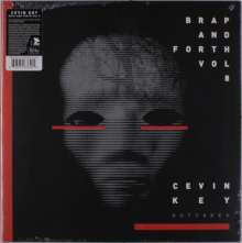 cEvin Key: Brap & Forth Vol.8 (Limited-Edition) (Yellow Vinyl), LP