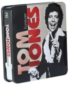 Tom Jones: Forever (3 CD  + DVD) (Metallbox), 3 CDs und 1 DVD