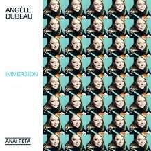 Angele Dubeau & La Pieta - Immersion, CD