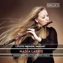 Wolfgang Amadeus Mozart (1756-1791): Flötenquartette Nr.1-4, CD