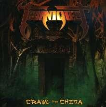 Tourniquet: Crawl To China, CD