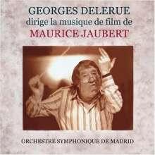 Filmmusik: Georges Delerue Dirige La Musique De Film De M. Jaubert, CD