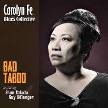 Carolyn Fe: Bad Taboo, CD