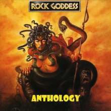 Rock Goddess: Anthology =Remastered=, CD