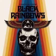 Black Rainbows: Cosmic Ritual Supertrip, CD