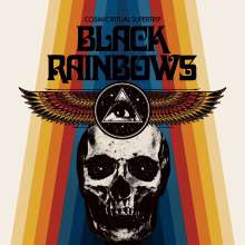 Black Rainbows: Cosmic Ritual Supertrip (Limited Edition) (Splatter Vinyl), LP