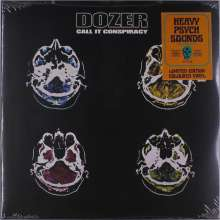 Dozer: Call It Conspiracy (Limited Edition) (Green Vinyl), 2 LPs