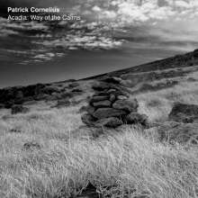 Patrick Cornelius: Acadia: Way Of The Cairns (180g) (White & Black Vinyl), 2 LPs