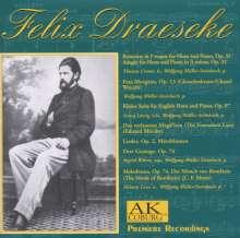 Felix Draeseke (1835-1913): Adagio für Horn & Klavier op.32, CD
