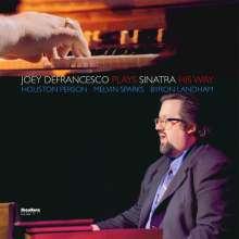 Joey DeFrancesco (geb. 1971): Plays Sinatra His Way (180g), LP