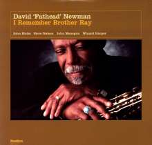 David 'Fathead' Newman (1933-2009): I Remember Brother Ray, LP