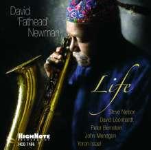 David 'Fathead' Newman (1933-2009): Life, CD