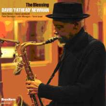 David 'Fathead' Newman (1933-2009): The Blessing, CD