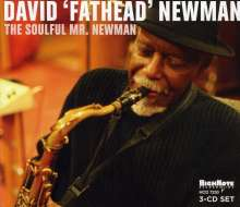 David 'Fathead' Newman (1933-2009): The Soulful Mr. Newman, 3 CDs