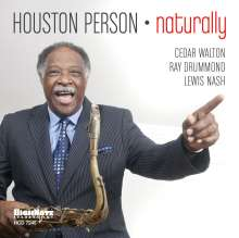 Houston Person (geb. 1934): Naturally, CD