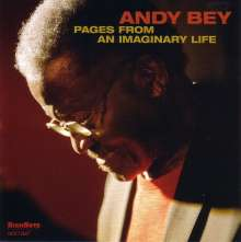 Andy Bey (geb. 1939): Pages From An Imaginary Life, CD