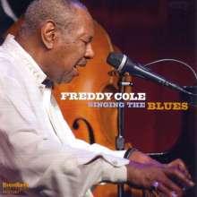 Freddy Cole (1931-2020): Singing The Blues, CD