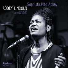 Abbey Lincoln (1930-2010): Sophisticated Abbey: Live At The Keystone Korner 1980, CD