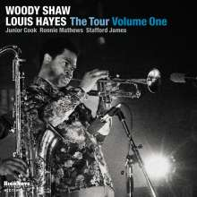 Woody Shaw (1944-1989): The Tour: Volume One, CD